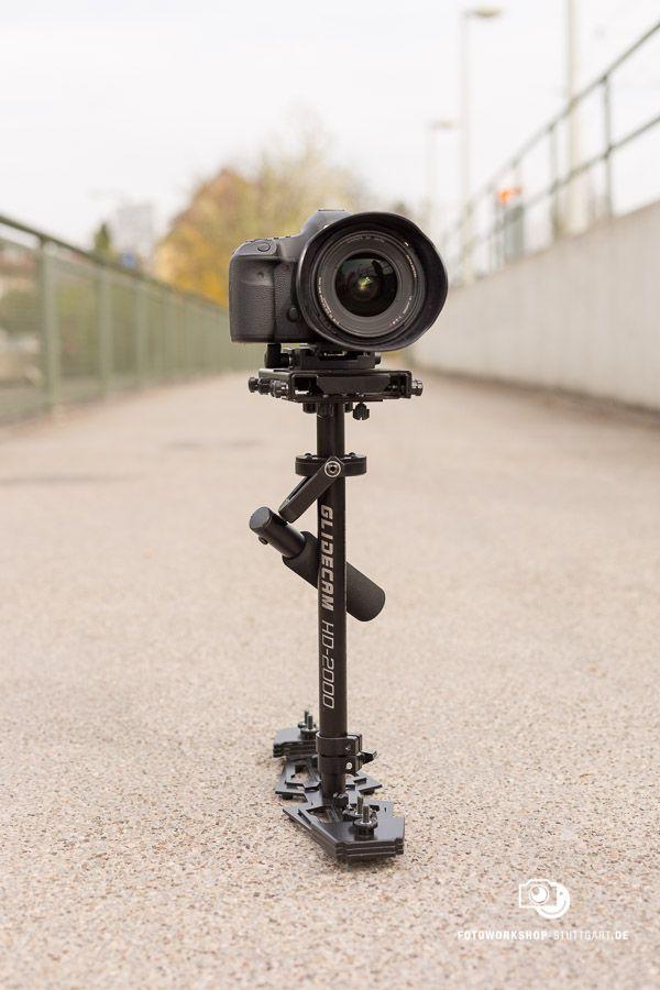 Filmworkshop DSLR Spiegelreflex Andreas Martin Fotokurs Stuttgart Fotoworkshop Steadycam Glidecam