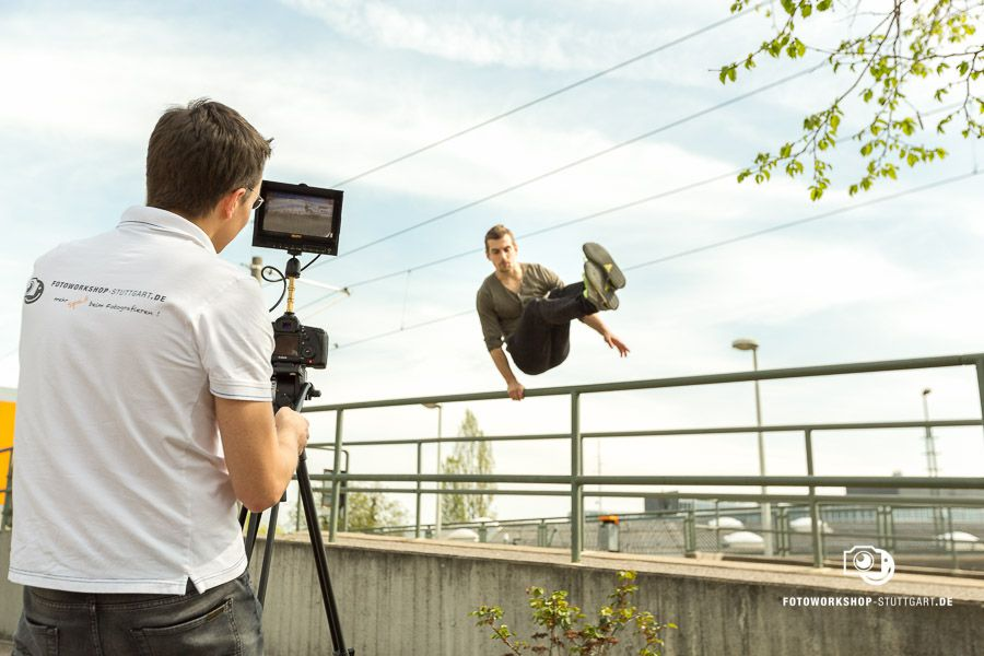 Filmworkshop DSLR Spiegelreflex Andreas Martin Fotokurs Stuttgart Fotoworkshop Filmdreh