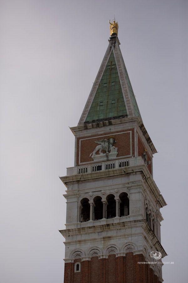Ein Wahrzeichen in Venedig - wer kennt ihn?
