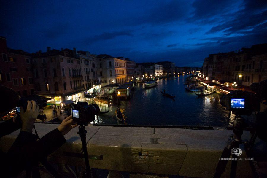 Canale Grande Fotoworkshop Making of