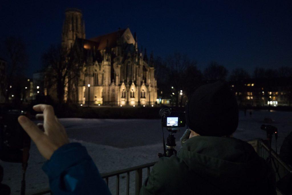 Erfahrungsfotos vom Licht 1 Workshop — Das alles lernst du