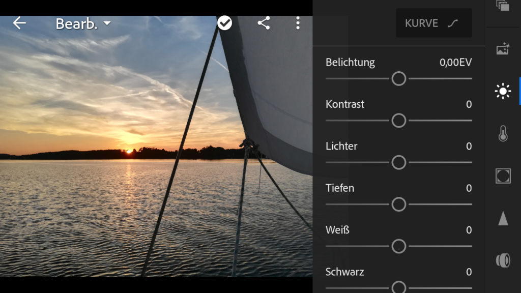 Lightroom Mobile mit deiner DSLR + Tablet / iPad / iPhone / Smartphone richtig einsetzen