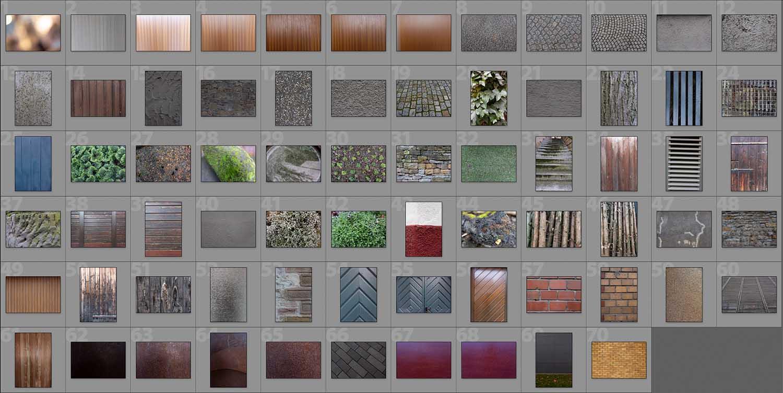 Download kostenlose Overlays / Texturen free für Luminar und Photoshop