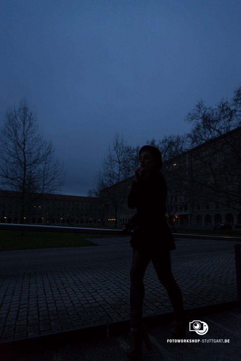 Before-Nachts gibts keine Portraits? MIT Blitzlicht schon!