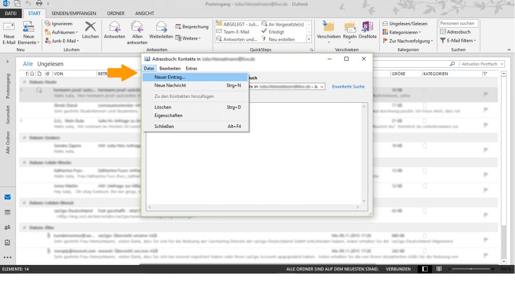 E-Mails-kommen-nicht-an-Lösung-Outlook2