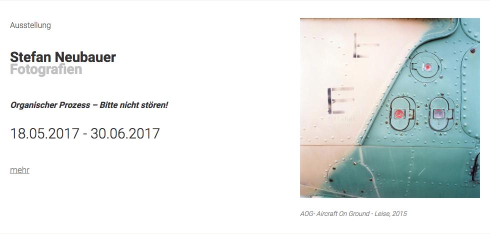 Andreas Henn Kunsthandel Galerie Fotoausstellung Stuttgart