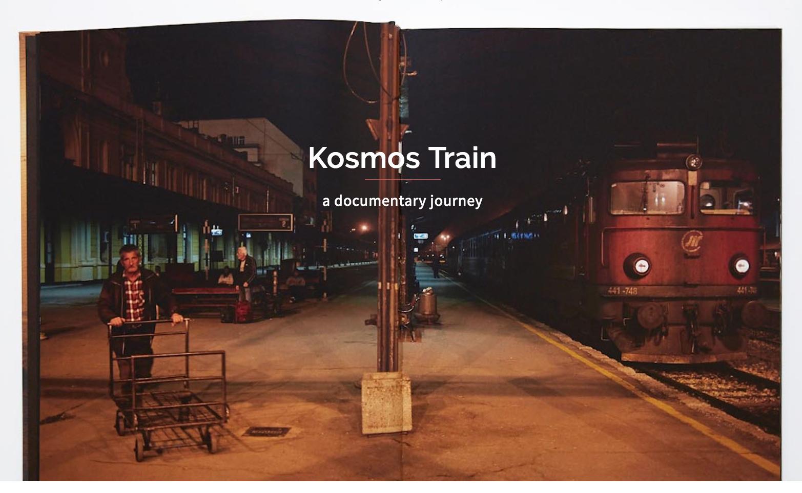 Kosmos Train Vernissage Stuttgart Rüdiger Flöge vhs-photogalerie