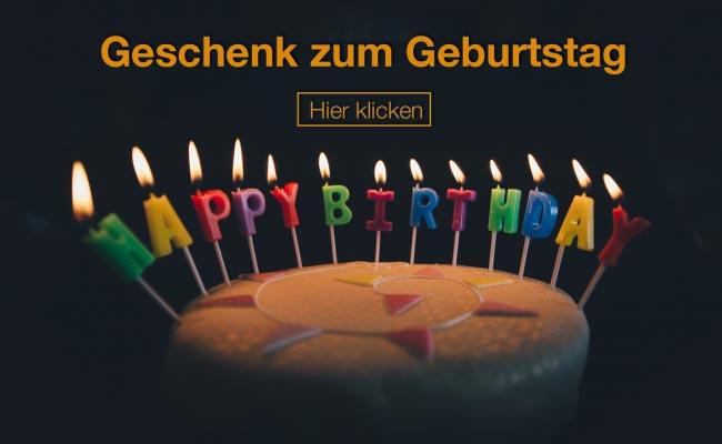 Geschenk Geburtstag Geburtstagsgeschenk