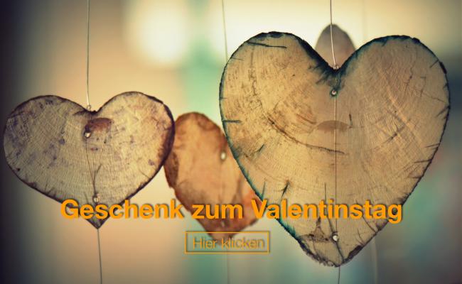 Valentinstag Geschenk Valentinsgeschenk